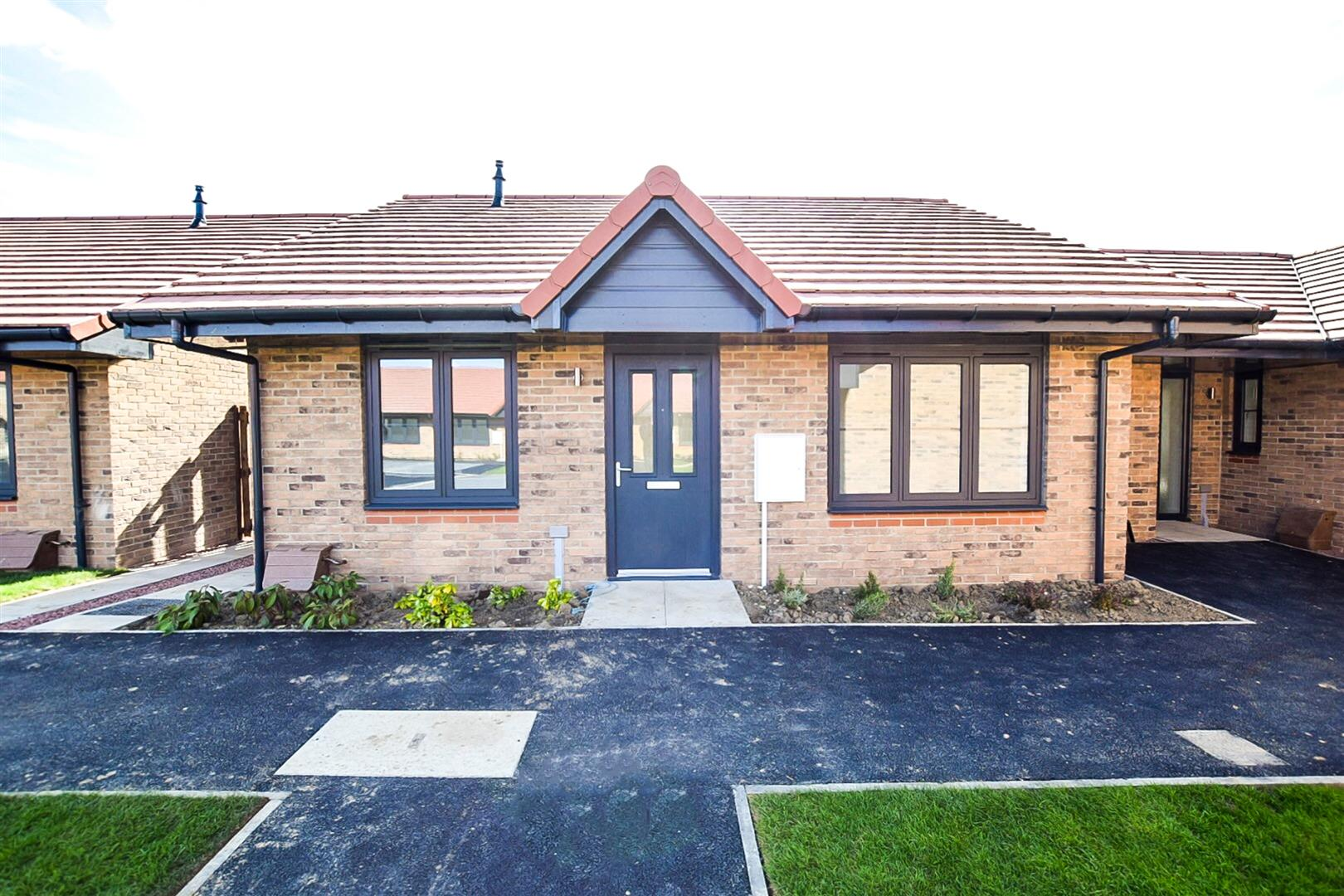 Marley Fields Durham, 2 Bedrooms  Bungalow - semi detached ,UK New Homes